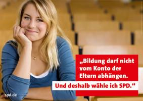 SPD-ANTRAG AUFSTELLUNG VON GROSSPLAKATEN ZURÜCKGESTELLT